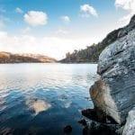 Eilean Shona Loch by James Bedford