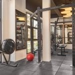 Pacific Hotel Gym