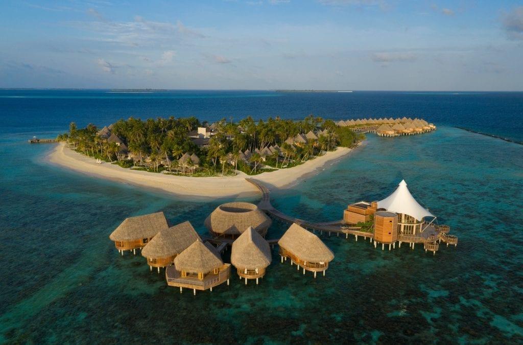 The Nautilus Maldives Joins Relais & Châteaux