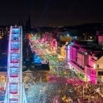 Edinburgh Hogmanay Scotland, 2020