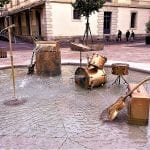 The bank sank, but the band played on