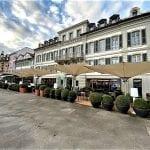 Hotel Angleterre where Byron resided