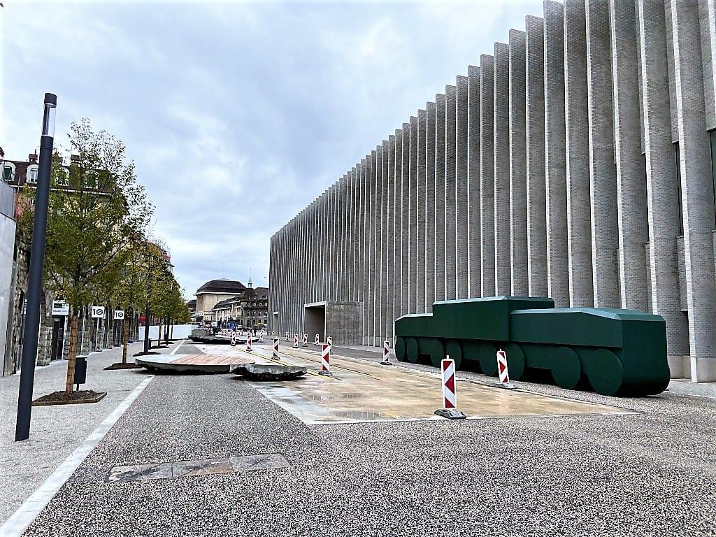 Plateforme 10 Lausanne
