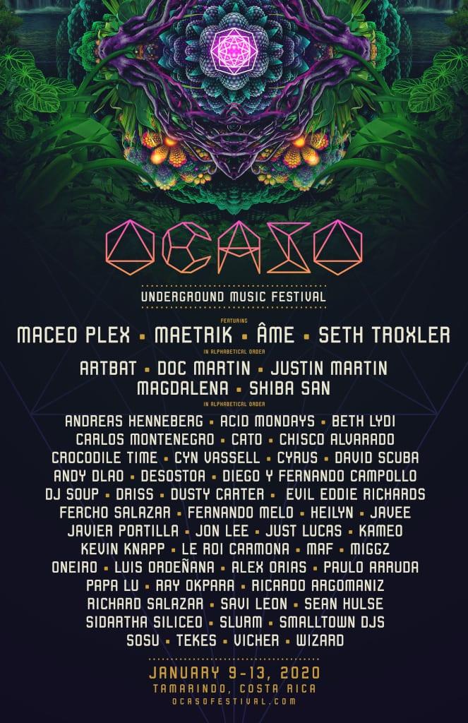 Ocaso Festival