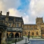 Sherborne Abbey and St Johns Almhouse photo Irene Caswell (19)