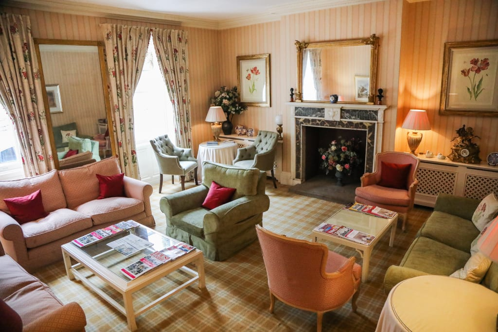The Drawing Room, The Eastbury Hotel