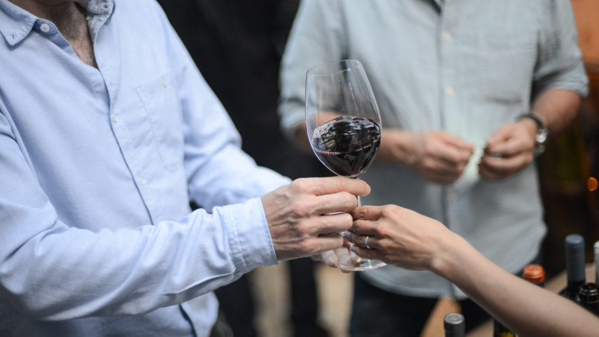 Cultural Wine Tasting in Buenos Aires