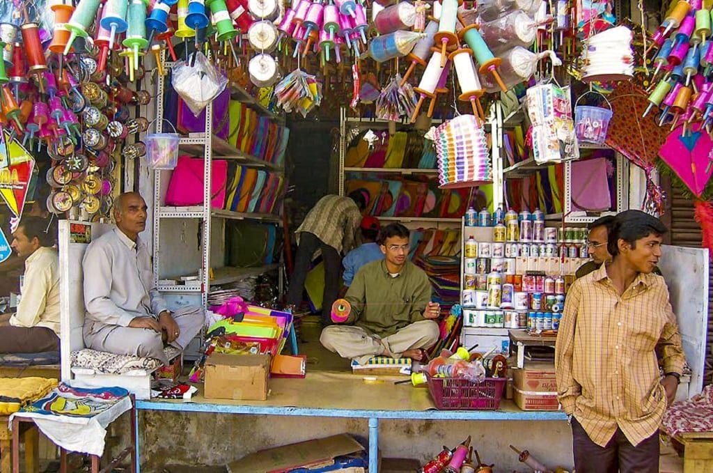 Uttarayan, Gujarat, India