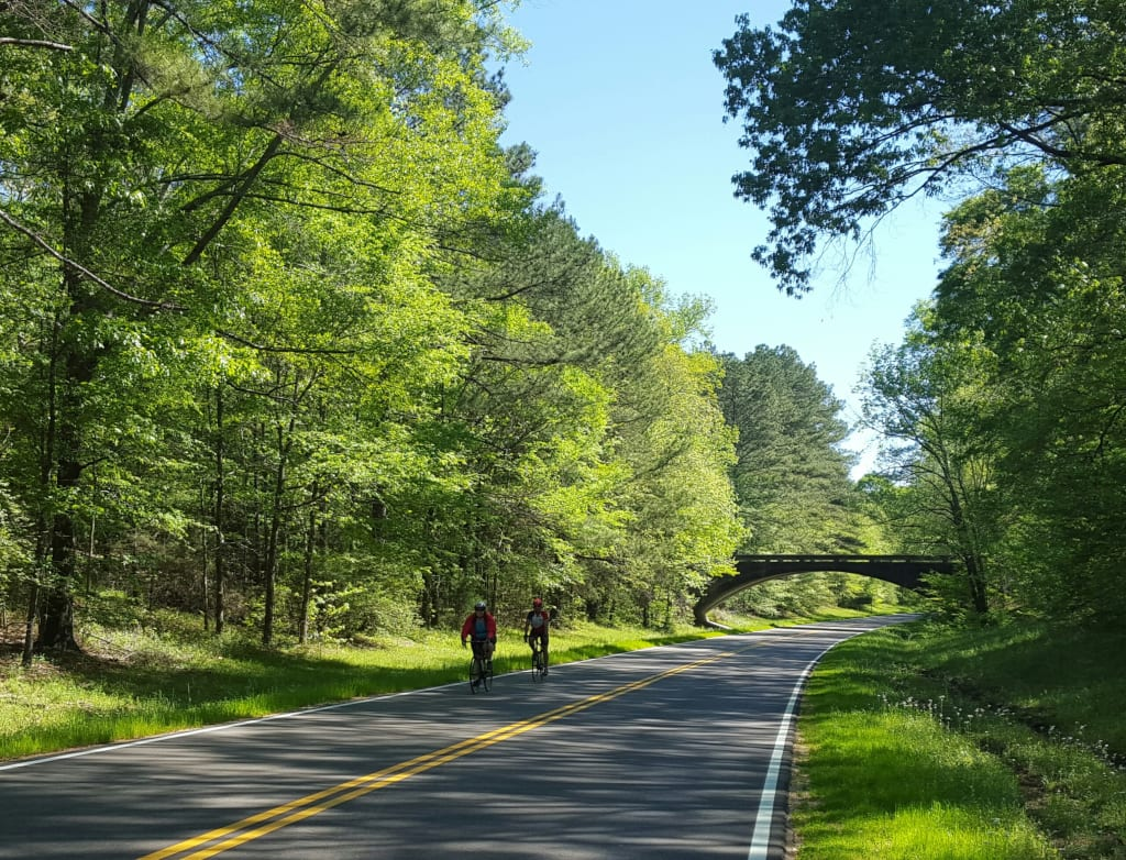 2 Natchez Trace - Courtesy of Cycle of Life Adventures