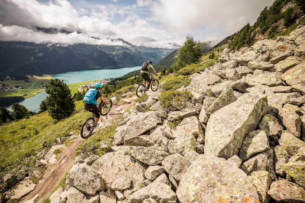 4 Switzerland E-MTB - Courtesy of H+I Adventures