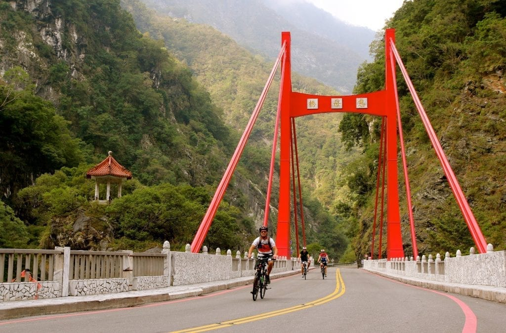 The Official Year of Cycling in Taiwan