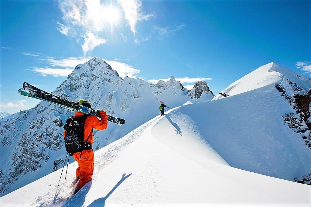 Cordillera de los Andes Snowboard