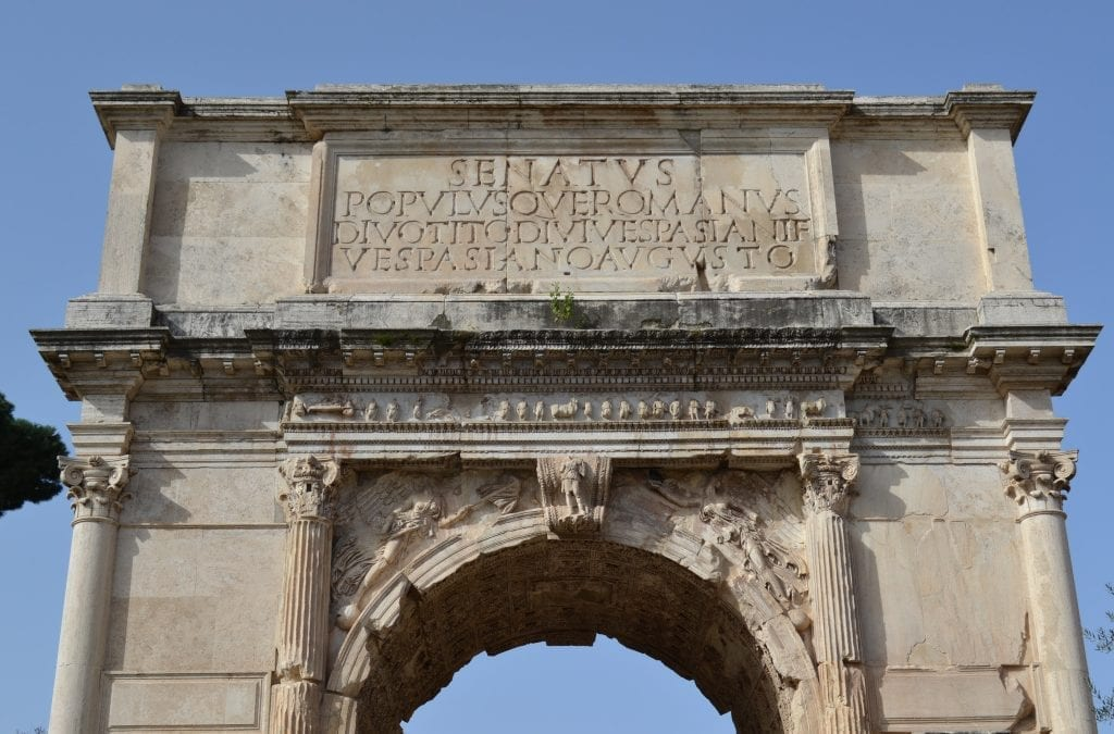 Rediscover the Romans on Location