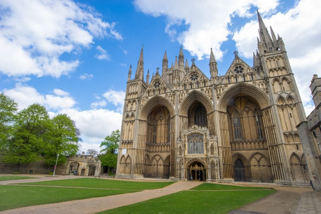 Peterborough Cathedral 2017-1