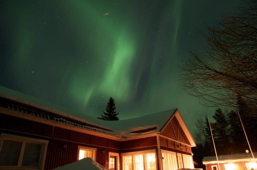 The Aurora Zone - Astronomy (2) (Credit Graeme Richardson)