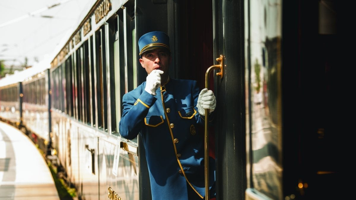 Murderous Discounts on the Orient Express