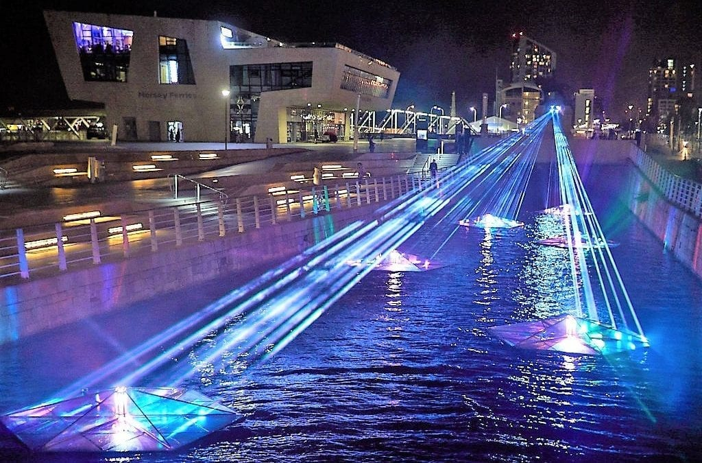 Hull Lights Up Maritime City Project