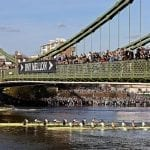 Oxford Cambridge Boat Race, London, UK, 2020