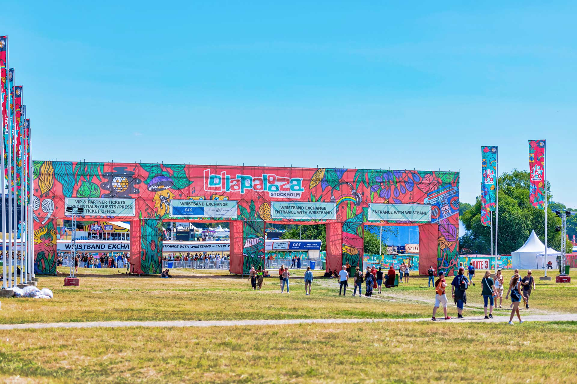 Lollapalooza Chile Festivals in March