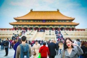 Forbidden City China coronavirus