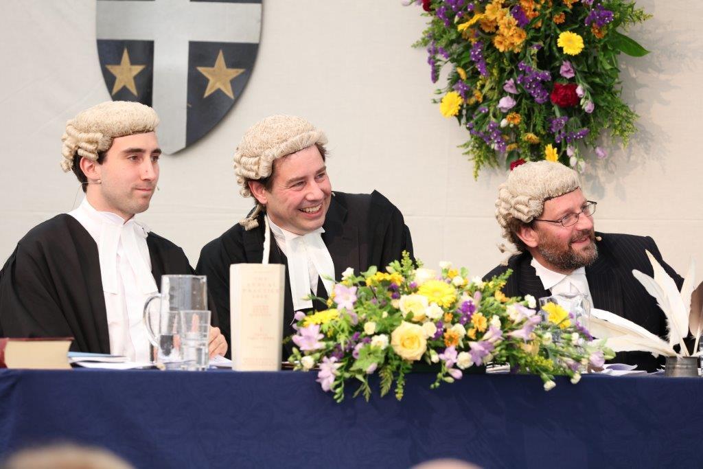 Dunmow Flitch Trials - a bit more am dram than the high court?