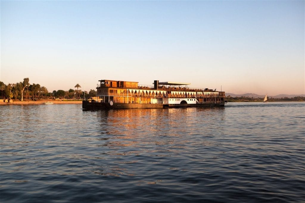 SS Sudan Nile River Cruise