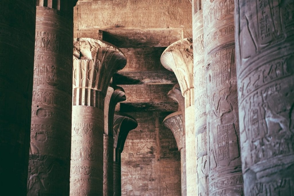 See the wonderful temple of Edfu on your Nile River cruise.