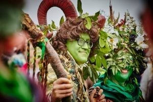 festivals in the uk Jack of the Green Hastings
