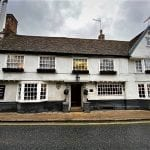 Try one of the great pubs in Bury St Edmunds