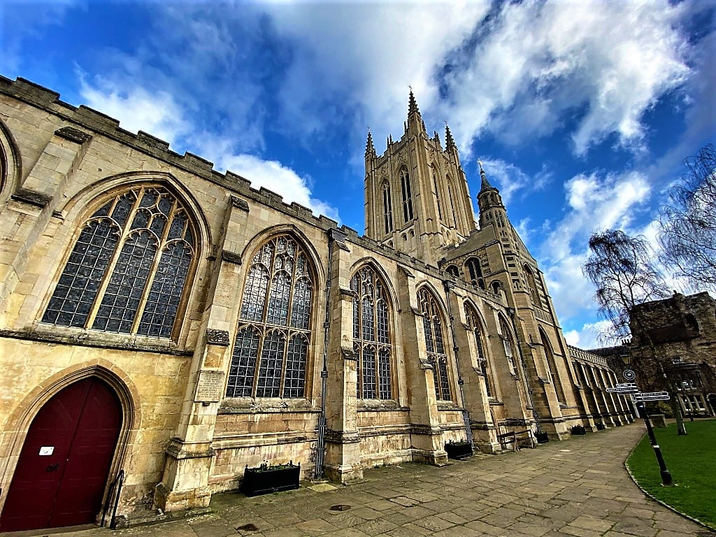 St Edmonsbury Cathedral, Things to do in Bury St Edmunds