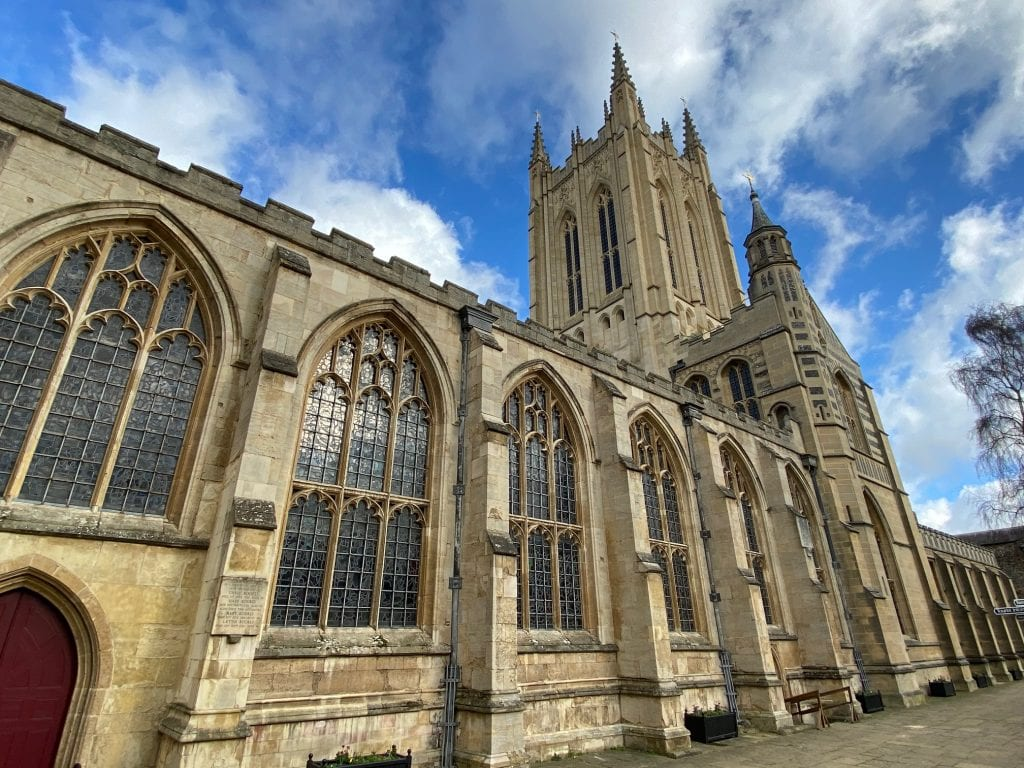 St Edmundsbury Cathedral Things to do in Bury St Edmunds