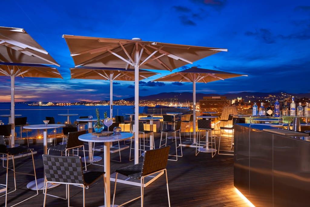 rooftop bars in Palma Mallorca