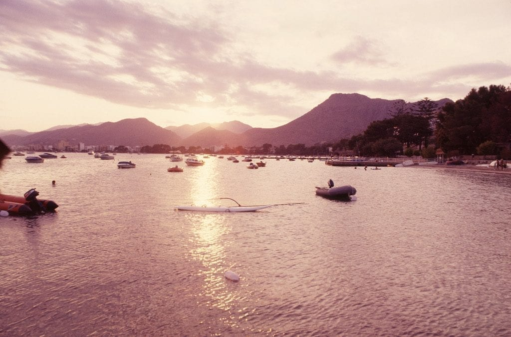 Winter Sun in the Balearics Away from the Crowds