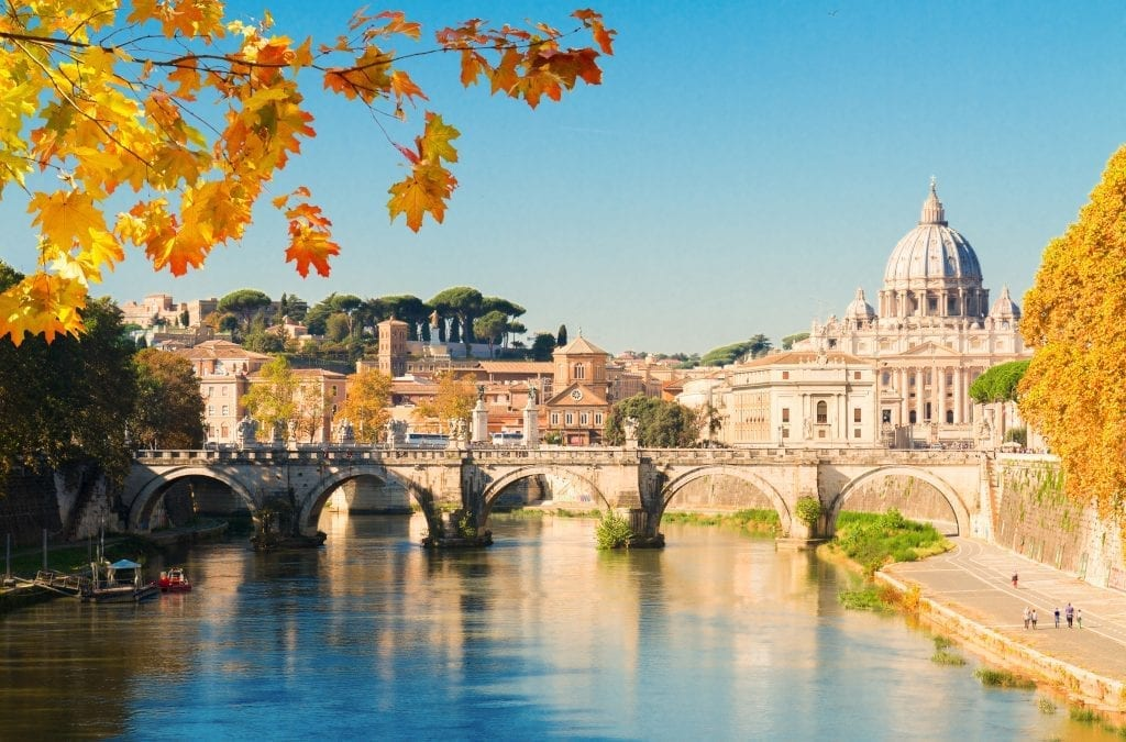 No Need to Feel Alone While in Rome
