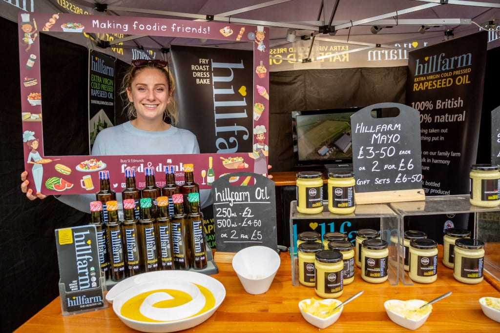 Our Bury St Edmunds Food & Drink Festival © Rob Holding