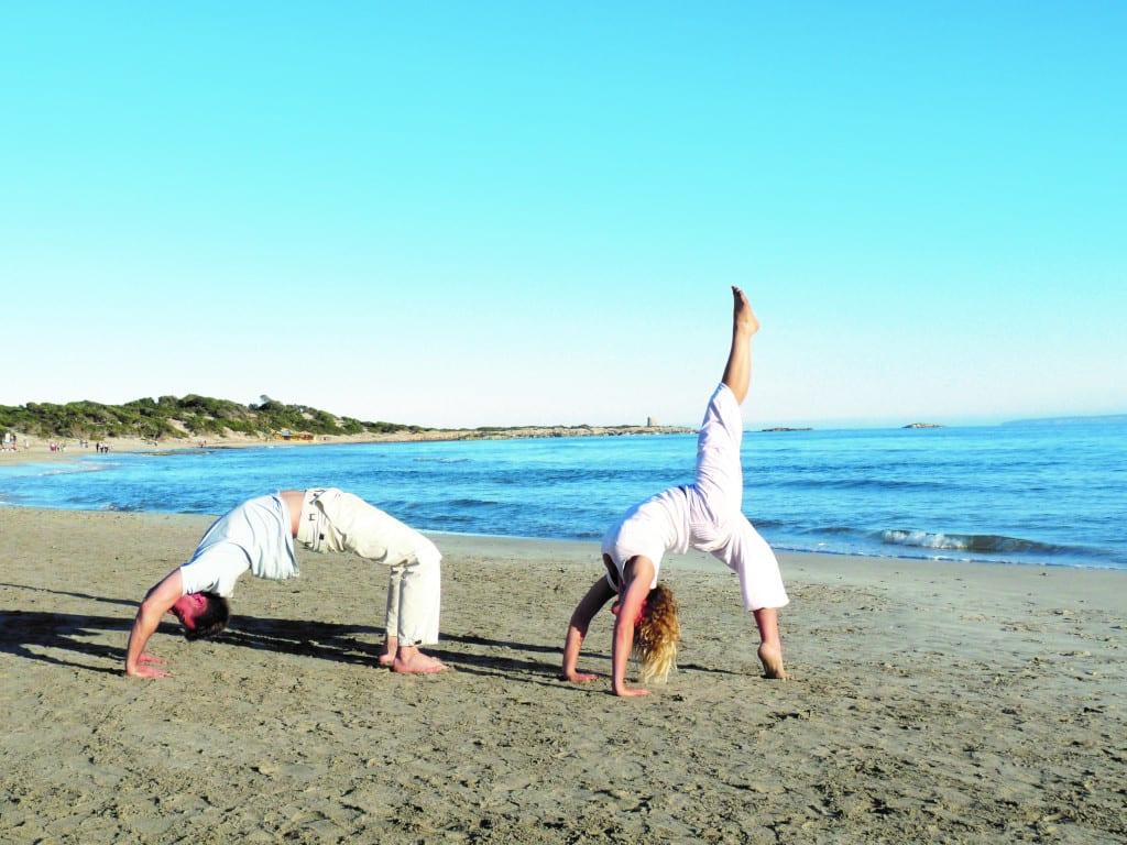 Yoga in Ibiza © Ibiza Travel