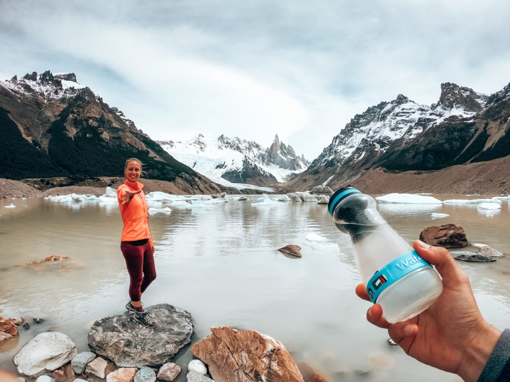 Reuseable water bottles Water-to-Go