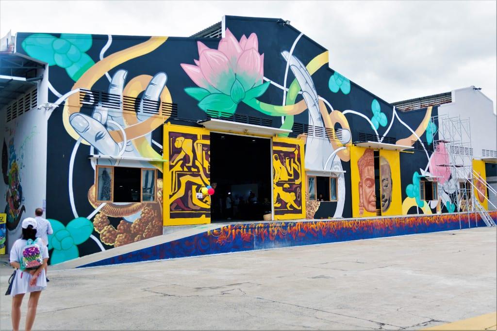 Kbach Gallery Phnom Penh