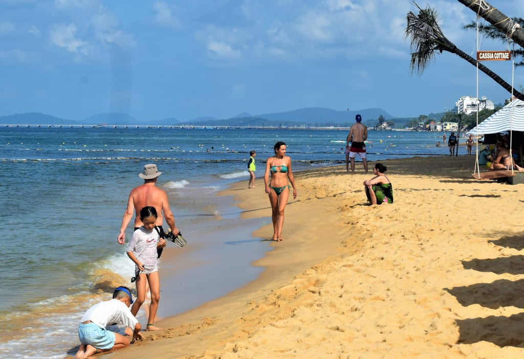 Phu Quoc is a popular tourist hotspot