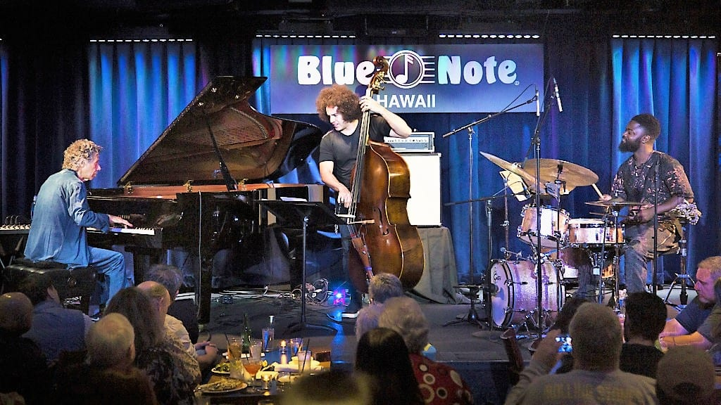 The Chick Corea trio will also appear at the leading Caribbean jazz festival