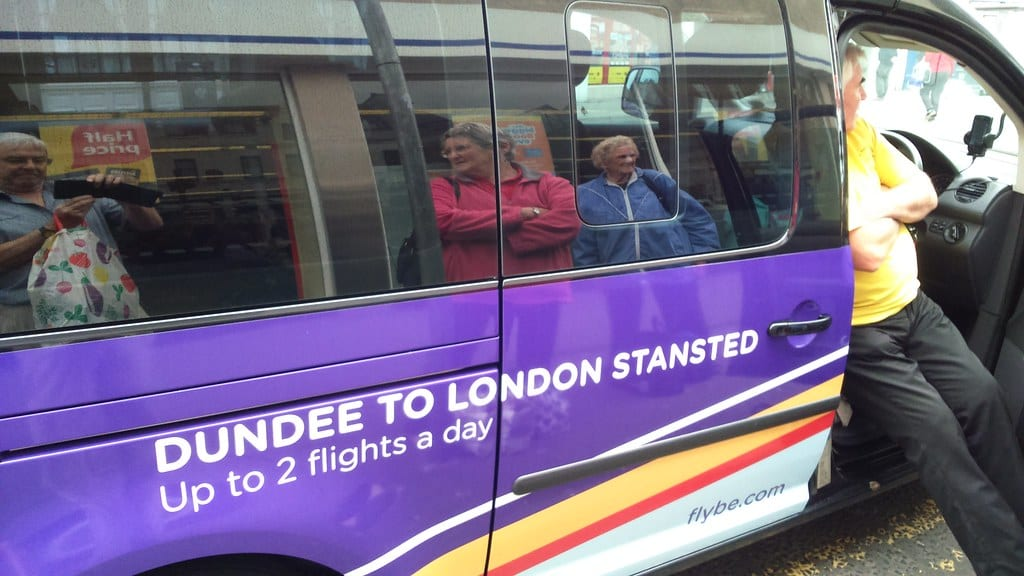 Flybe advocates argued that the airline was a lifeline for UK regional transport