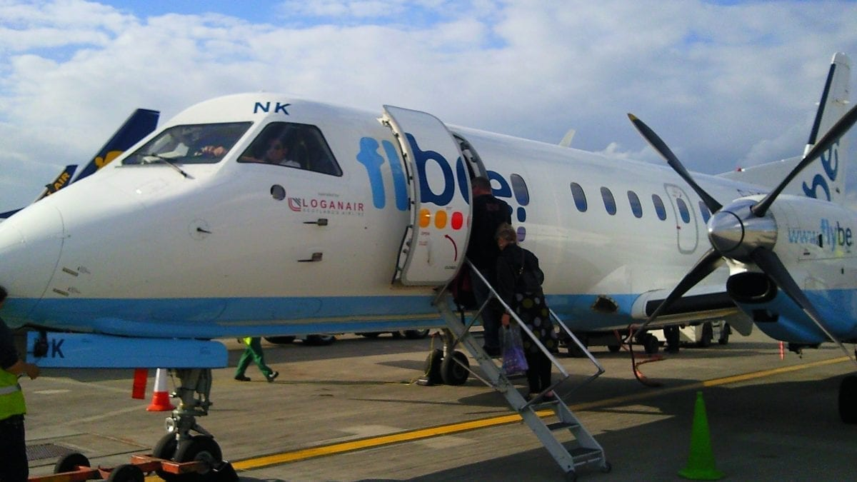 Flybe Collapse Has Major Implications