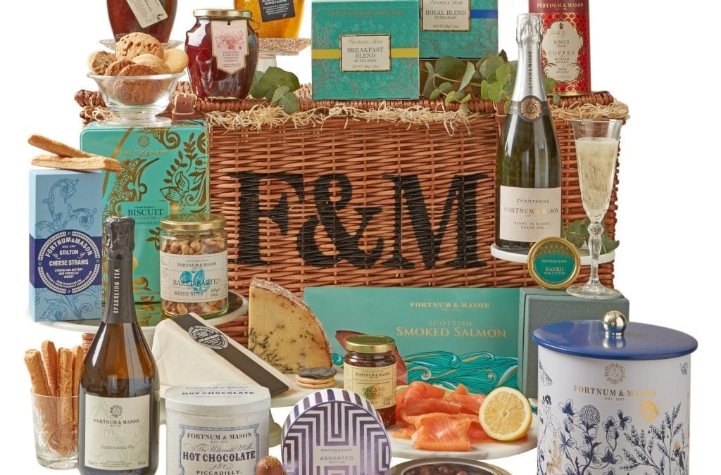 Treat Yourself to a Fortnum & Mason Hamper