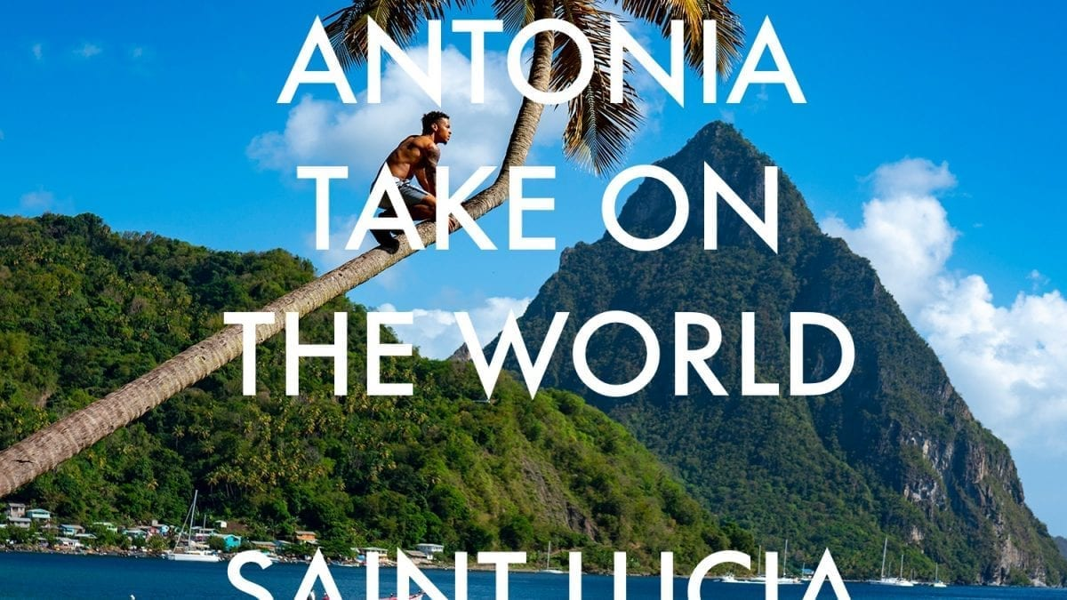St Lucia Launches Travel Podcast