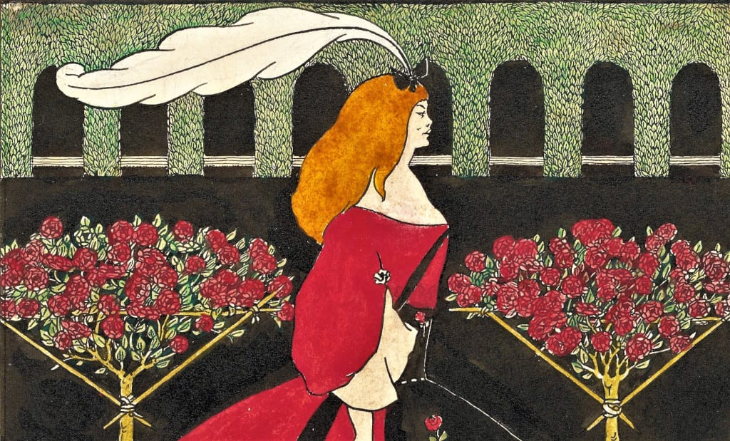 Aubrey Beardsley at Tate Britain, London