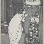 Volpone Adoring his Treasure 1898, Courtesy of the Princeton University Library