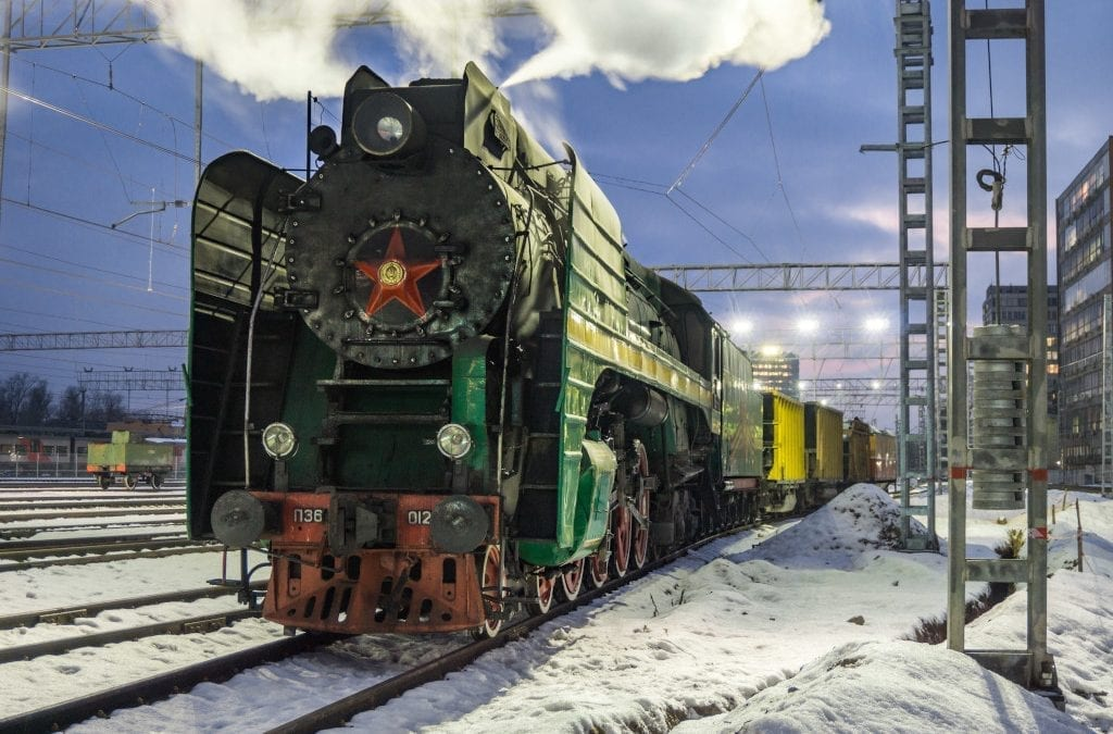 Travel the Trans-Siberian by Steam