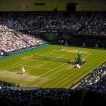 sports lovers wimbledon