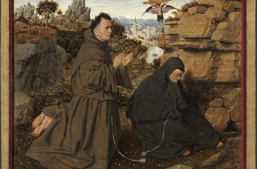 Virtual Tour of Van Eyck: An Optical Revolution
