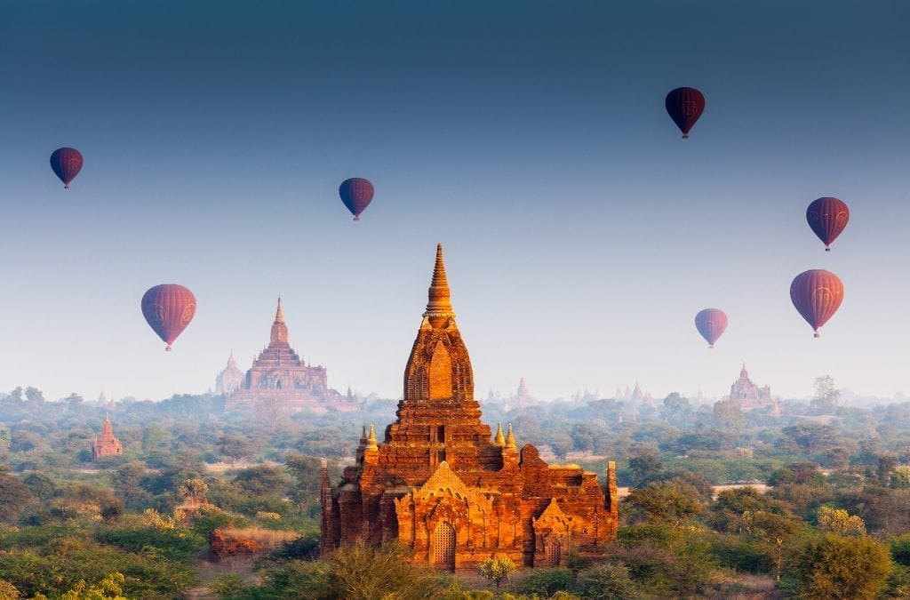 Solo Travel to Myanmar in 2021